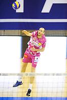 Senger Tommy - 20.12.2014 - Paris Volley / Sete - 12eme journee de Ligue A<br /> Photo : Andre Ferreira / Icon Sport