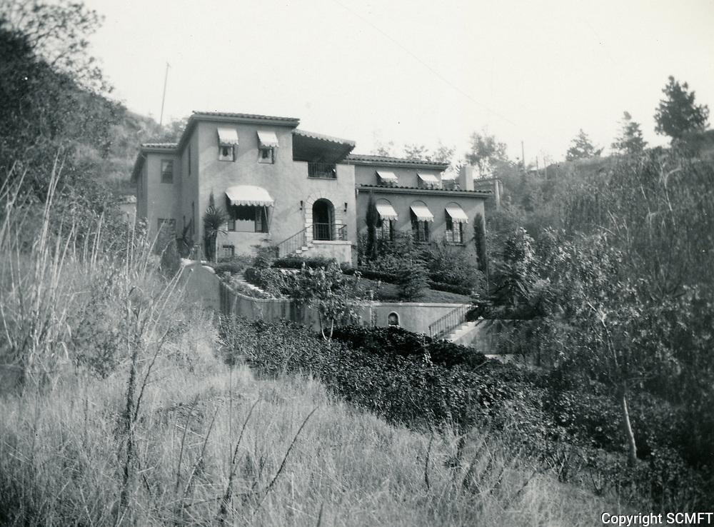 Circa 1930 1970 Outpost Circle in the Outpost Estates