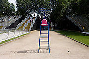 Empty volunteer high chair seen before spectators leave Equestrian events at the old Royal Naval College, Greenwich on day 4 of the London 2012 Olympic Games. The final bill for the 2012 Olympics could be ten times higher than the original estimate, according to an investigation. The predicted cost of the games when London won the bid in 2005 was £2.37billion. That figure has now spiralled to more than £12billion and could reach as much as £24billion, the Sky Sports investigation claims. The Olympics public sector funding package, which covers the building of the venues, security and policing, was upped to around £9.3bn in 2007. ..
