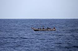 ATLANTIC OCEAN 2NOV14 - Fishing activities in the Atlantic Ocean off the coast of Guinea.<br /> <br /> jre/Photo by Jiri Rezac / Greenpeace<br /> <br /> <br /> © Jiri Rezac 2014