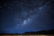 starry sky Photographed in Colombia