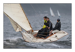 Day one of the Fife Regatta, Round Cumbraes Race.<br /> <br /> St Patrick, Anthony Harrison, GBR, Bermudan Sloop, GL Watson, Fairlie Built 1919<br /> <br /> * The William Fife designed Yachts return to the birthplace of these historic yachts, the Scotland's pre-eminent yacht designer and builder for the 4th Fife Regatta on the Clyde 28th June–5th July 2013<br /> <br /> More information is available on the website: www.fiferegatta.com