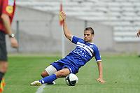 FOOTBALL - FRENCH CHAMPIONSHIP 2011/2012 - L2 - FC NANTES v SC BASTIA - 05/08/2011 - PHOTO PASCAL ALLEE / DPPI - JEROME ROTHEN (BAS)
