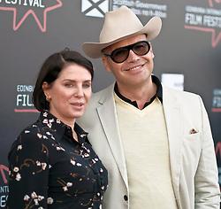 Edinburgh International Film Festival, Saturday, 23rd June 2018<br /> <br /> LUCID (WORLD PREMIERE)<br /> <br /> Pictured:  Sadie Frost and Billy Zane<br /> <br /> (c) Alex Todd   Edinburgh Elite media
