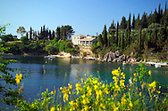 Corfu, Greece, May 2005. The greek island of Corfu offers many outdoor activities like trekking, cycling and sea kayaking. Photo by Frits Meyst/Adventure4ever.com