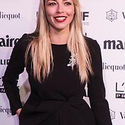 NLD/Amsterdam/20150119 - De Marie Claire Prix de la Mode awards,  -Renate Gerschtanowitz-Verbaan
