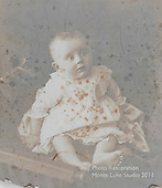 Photo Restoration - Severe Damage