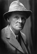 Chris Massie, Novelist, 1925