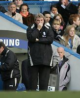 Photo: Lee Earle.<br /> Chelsea v Birmingham City. The Barclays Premiership.<br /> 31/12/2005.<br /> City manager Steve Bruce.