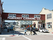 Monterey Canning Company at Cannery Row
