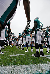 Philadelphia Eagles running back LeSean McCoy #29 enters the field before the NFL game between the New York Giants and the Philadelphia Eagles on November 1st 2009. The Eagles won 40 to 17 at Lincoln Financial Field in Philadelphia, Pennsylvania. (Photo By Brian Garfinkel)