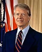 October 01, 2021 - WORLDWIDE: Happy Birthday 39th U.S. President Jimmy Carter!