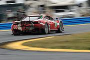 January 30-31, 2016: Daytona 24 hour: #63 Ferrari 488 GTE