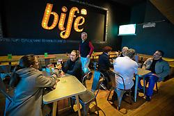Hamburgueria Bife, localizado no Barra Shopping Sul. Foto: Marcos Nagelstein/ Agência Preview