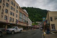 Front Street, Downtown Juneau
