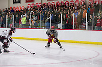 St Paul's School Sticks for Troop Hockey against Dexter Thursday, February 20, 2014.  Karen Bobotas/for St Paul's School
