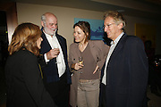 Melissa Chassay, Anthony Page, Greta Scacchi and Tchaik Chassay, The 25th hour post party at the Plaza on the River, 18 Albert Embankment. Culmination of the 24 Hour Plays Celebrity Gala at the Old Vic.London. 8 October 2006.  -DO NOT ARCHIVE-© Copyright Photograph by Dafydd Jones 66 Stockwell Park Rd. London SW9 0DA Tel 020 7733 0108 www.dafjones.com