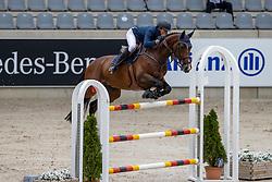 Wathelet Gregory, BEL, Full House Ter Linden Z<br /> Aachen International Jumping <br /> Aachen 2020<br /> © Hippo Foto - Dirk Caremans<br /> 06/09/2020