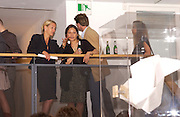 Curator of the exhibition: Juliane von Herz and Ronee Hui, Heimweh, Young German art, Haunch of Venison Bruton St.  8 September 2004. SUPPLIED FOR ONE-TIME USE ONLY-DO NOT ARCHIVE. © Copyright Photograph by Dafydd Jones 66 Stockwell Park Rd. London SW9 0DA Tel 020 7733 0108 www.dafjones.com