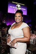January 30, 2017-New York, New York-United States:  Chivonne J. Williams, CARES Executive Director attends the National Cares Mentoring Movement 'For the Love of Our Children Gala' held at Cipriani 42nd Street on January 30, 2017 in New York City. The National CARES Mentoring Movement seeks to dispel that notion by providing young people with role models who will play an active role in helping to shape their development.(Terrence Jennings/terrencejennings.com)