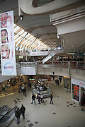 Castle Mall shopping centre, Norwich, Norfolk, England