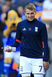 Robert Tesche of Birmingham City - Mandatory by-line: Paul Roberts/JMP - 15/08/2017 - FOOTBALL - St Andrew's Stadium - Birmingham, England - Birmingham City v Bolton Wanderers - Sky Bet Championship