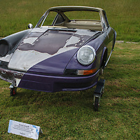 Porsche Carrera RS 2.7 last one produced on 20/07/2019, at Rennsport Collective, Donington Hall, Leicestershire, UK,