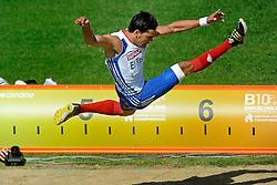 28.07.2010, Olympic Stadium, Barcelona, ESP, European Athletics Championships Barcelona 2010, im Bild Nadir El Fassi FRA EXPA Pictures © 2010, PhotoCredit: EXPA/ nph/ . Ronald Hoogendoorn+++++ ATTENTION - OUT OF GER +++++