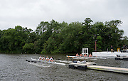 Henley on Thames. United Kingdom.  Heat of the Fawley Challenge Cup, left Molesey BC. vs LEA RC. Wednesday,  29/06/2016,   09:19:26   2016 Henley Royal Regatta, Henley Reach.   [Mandatory Credit Peter Spurrier/ Intersport Images]
