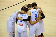 DESCRIZIONE : Berlino Berlin Eurobasket 2015 Group B Germany Germania - Italia Italy<br /> GIOCATORE : Team Italia Italy<br /> CATEGORIA : Before Pregame Fair Play<br /> SQUADRA : Italia Italy<br /> EVENTO : Eurobasket 2015 Group B<br /> GARA : Germany Italy - Germania Italia<br /> DATA : 09/09/2015<br /> SPORT : Pallacanestro<br /> AUTORE : Agenzia Ciamillo-Castoria/GiulioCiamillo