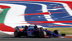 November 2, 2019, Austin, United States of America: Motorsports: FIA Formula One World Championship 2019, Grand Prix of United States, .#26 Daniil Kvyat (RUS, Red Bull Toro Rosso Honda) (Credit Image: © Hoch Zwei via ZUMA Wire)