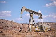 Oil wells in southern Utah.