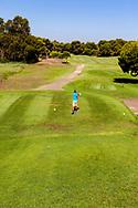 25-07-2016 Foto's persreis Golfers Magazine met Pin High naar Alicante en Valencia in Spanje. <br /> Foto: El Saler - bosholes.