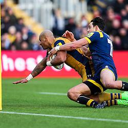 Worcester Warriors v Bristol Rugby