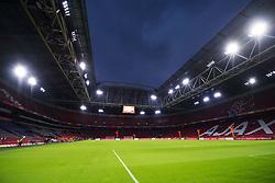 October 10, 2017 - Amsterdam, NEDERL€NDERNA - 171010 Amsterdam Arena infÅ¡r VM-kvalmatchen i fotboll mellan Holland och Sverige den 10 oktober 2017 i Amsterdam  (Credit Image: © Joel Marklund/Bildbyran via ZUMA Wire)