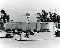 1938 Trocadero Cafe Nightclub on Sunset Blvd. in West Hollywood