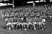 03/09/1978<br /> 09/03/1978<br /> 3 September 1978<br /> All-Ireland Hurling Final: Cork v Kilkenny at Croke Park, Dublin.<br /> The Kilkenny team.