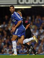 Photo: Chris Ratcliffe.<br /> Chelsea v Glasgow Celtic. Pre Season Friendly. 09/08/2006.<br /> Michael Ballack of Chelsea.