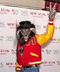 Heidi Klum's 18th Annual Halloween Party - 31 Oct 2017