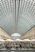 Gum Shopping centre, Moscow, Russia