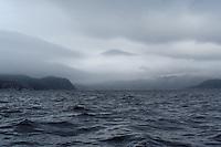 Kayaking Magerøysundet, Møre og Romsdal