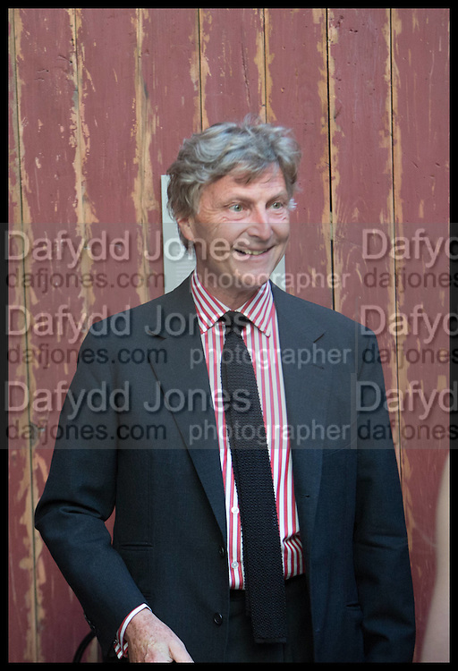 PETER GLIDEWELL, Drinks party to launch this year's Frieze Masters.Hosted by Charles Saumarez Smith and Victoria Siddall<br />  Academicians' room - The Keepers House. Royal Academy. Piccadilly. London. 3 July 2014