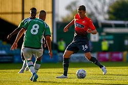 Tom Carroll of Swansea City - Ryan Hiscott/JMP - 10/07/2018 - FOOTBALL - Huish Park - Yeovil, England - Yeovil Town v Swansea City, Pre Season Friendly