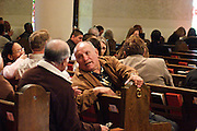 "14 April 2012-Santa Barbara, CA: ""Invite Reflections"", Family and Others.  Babatunde Folayemi Memorial Service at First United Methodist Church, 305 East Anapamu Street, Santa Barbara, CA. Family and friends gathered immediately following the service for refreshments and sharing in the Fellowship Hall of the church.<br />