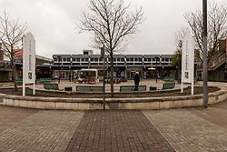Swanley Square shopping centre, Kent UK 2016