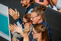 Ruiter Vanessa, Werner Nicole, Gal Edward, NED<br /> Nederlands Kampioenschap dressuur<br /> Ermelo 2020<br /> © Hippo Foto - Sharon Vandeput<br /> 20/09/2020