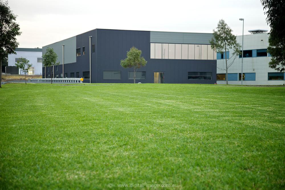 Engineering Building at the Australian Synchrotron