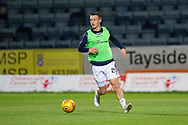 06/10/2020: Dundee FC train at Kilmac Stadium after their Betfred Cup match against Forfar Athletic was postponed due to a positive COVID test result for one of the Forfar players: Jordan Marshall of Dundee <br /> <br /> <br />  :©David Young: davidyoungphoto@gmail.com: www.davidyoungphoto.co.uk