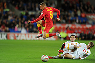 highly commended portfolio Wales Vauxhall football photographer of the year 2013