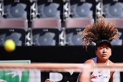 May 16, 2019 - Roma, Italia - Foto Alfredo Falcone - LaPresse.16/05/2019 Roma ( Italia).Sport Tennis.Internazionali BNL d'Italia 2019.Naomi Osaka (jpn) vs Dominika Cibulkova (svk).Nella foto:Naomi Osaka..Photo Alfredo Falcone - LaPresse.16/05/2019 Roma (Italy).Sport Tennis.Internazionali BNL d'Italia 2019.Naomi Osaka (jpn) vs Dominika Cibulkova (svk).In the pic:Naomi Osaka (Credit Image: © Alfredo Falcone - Lapresse.&Quot/Lapresse via ZUMA Press)